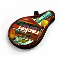 Набор для настольного тенниса MK в двухстороннем чехле 8702