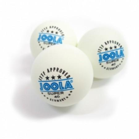 Шарики для настольного тенниса Joola Super 40011 2720