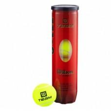 Мячи для тенниса Wilson Team W Practice 4 шт.