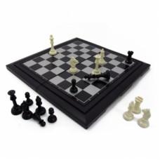 Набор магнитный шахматы, шашки, нарды Chenle 3 в 1