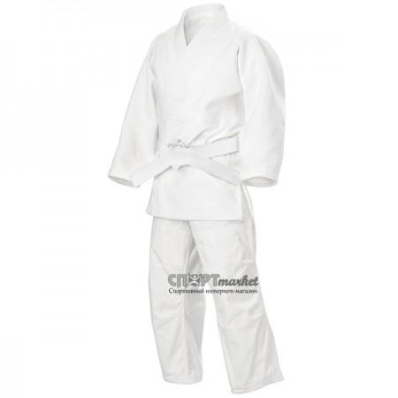 Кимоно для дзюдо + пояс (White) 0013