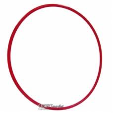 Обруч гимнастический пластиковый D=65 см