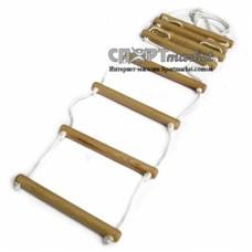 Веревочная лестница из ясеня