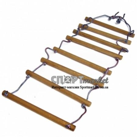Веревочная лестница из дуба 3321
