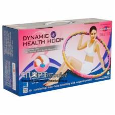 Обруч массажный Dynamic W Health Hoop 2,3 кг phd33000w