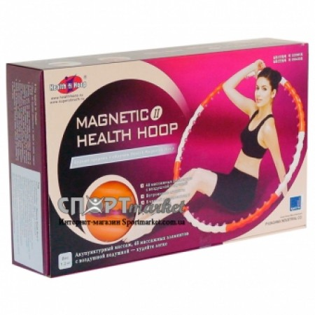 Обруч массажный Magnetic III Health Hoop 1,2 кг phm20000n 3378
