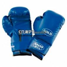 Перчатки боксерские Green Hill Gold BGG-2030