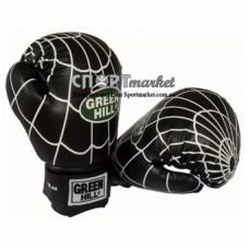 Перчатки боксерские Green Hill Web 100-1018