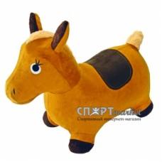 Игрушка-попрыгун Пони велюровый