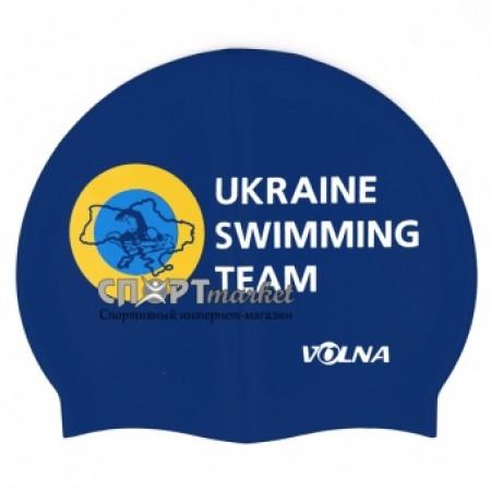 Шапочка для плавания Volna Club II 2136-00 4033