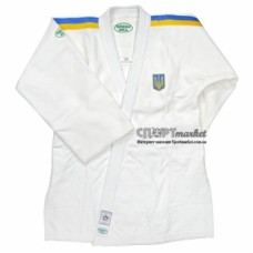 Кимоно для дзюдо Green Hill Olympic JSO-10304