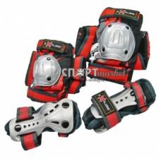 Комплект защиты для роликов Explore AMZ-160