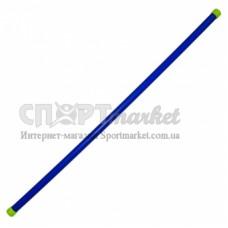Палка гимнастическая VV L-1100 длина 110 см.