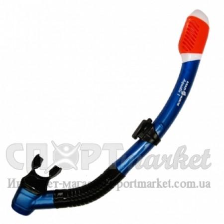 Трубка для подводного плавания Mad Wave Aquatic I Snorkel M062802015W 4354