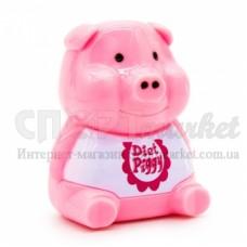 Игрушка Diet Piggy Свинка-диетолог