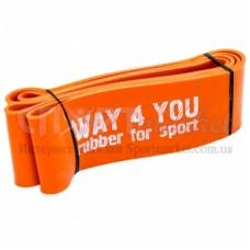 Резина для тренировок Way4you 32-86 кг