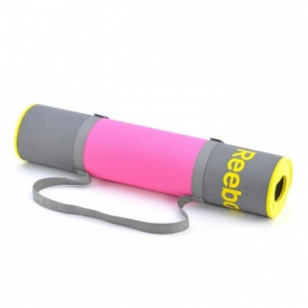 Эко-мат для йоги 4 мм Reebok RE-21022E 4795