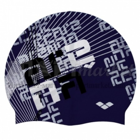 Шапочка для плавания Arena Elite Print FW10 91550 2602