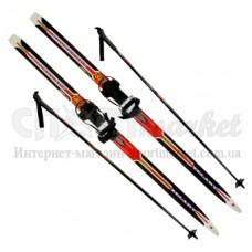Лыжи детские Snowscape 1883 h140