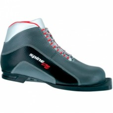 Ботинки лыжные SPINE 75 мм X5 кожа