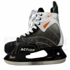 Коньки хоккейные Aktion PV-216/G