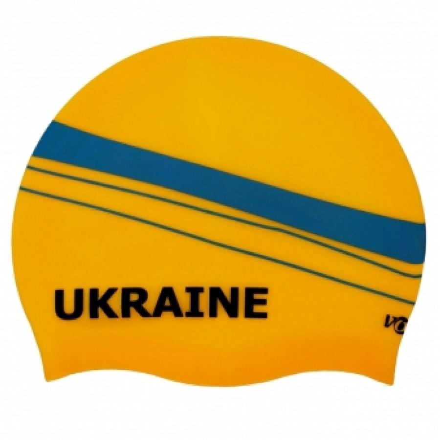 Шапочка для плавания volna ukraine race 5054 - купить спорттовары в ... 0aa43f463f3f6