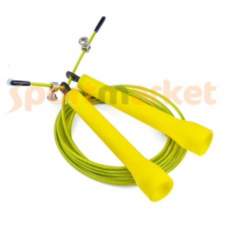 Скоростная скакалка для кроссфита SHM Ultra Speed Cable Rope 2 4910