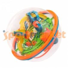 Головоломка шар-лабиринт Intellect Ball 100 шагов small 929A