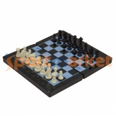 Набор магнитный шахматы, шашки, нарды 3 в 1 8899