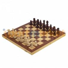 Шахматы деревянные большие 400x400x50 мм