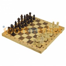 Шахматы деревянные средние 290x290x38 мм