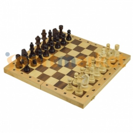 Шахматы деревянные средние 290x290x38 мм 5167