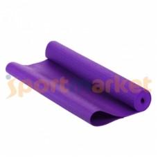 Коврик фитнеса и йоги 3 мм YM0101