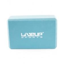 Блок для йоги LiveUp LS-3233