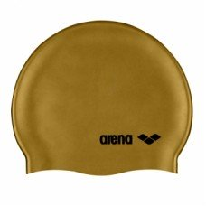 Шапочка для плавания Arena Classic Logo 91135