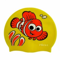 Шапочка для плавания Volna Fish 2071-00