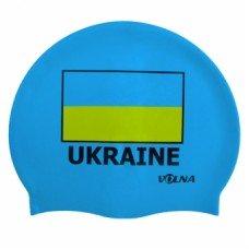 Шапочка для плавания Volna Ukraine Cap 2031-00