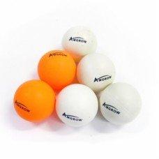 Мячи для настольного тенниса тренировочные 6 шт.