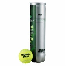 Мячи для тенниса Wilson Tour Davis Cup Official 4 шт.