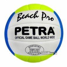 Мяч для пляжного волейбола Petra Beach Pro