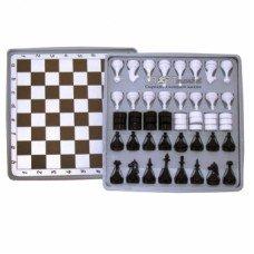 Шахматы-шашки дорожные