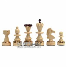 Шахматы Madon 134A Pearl Small Chess (350x350 мм)