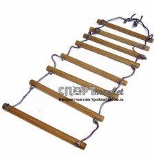 Веревочная лестница из дуба