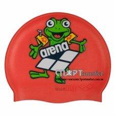Шапочка для плавания Arena Multi Jr 91388