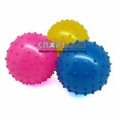 Мяч резиновый массажный 3