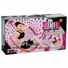 Обруч массажный Vivid Health Hoop 2,4 кг phv40020s