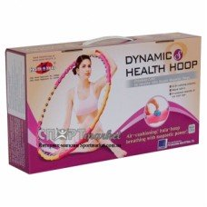 Обруч массажный Dynamic S Health Hoop 1,6 кг phd25000s