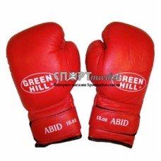 Перчатки боксерские Green Hill Abid BGA-2024