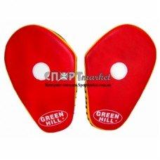 Лапы боксерские Green Hill Crest FMC-5005 кожа