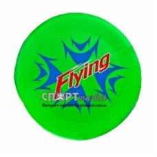 Летающая тарелка фризби тканевая малая